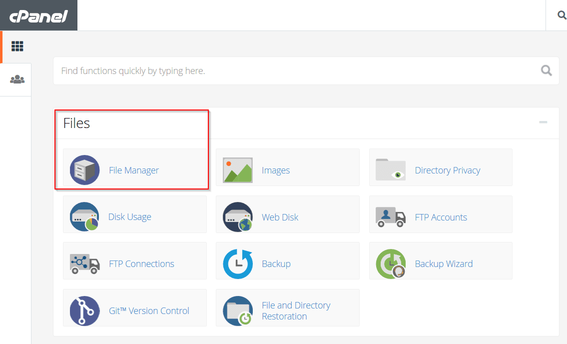 Force HTTPS Redirect Automatically Using cPanel's File Manager
